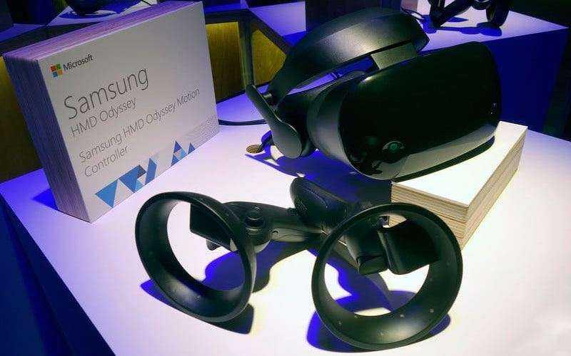 Samsung Odyssey — Обзр гарнитуры виртуальной реальности Windows MR HMD