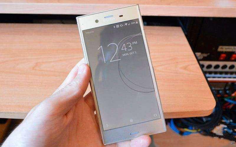 Обзор Sony Xperia XZ1 — Флагманский смартфон с функцией 3D-сканирования