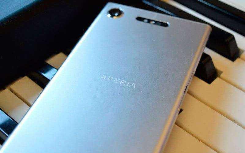 Основная камера Sony Xperia XZ1