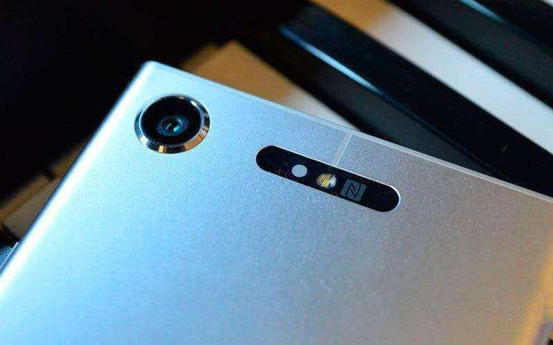 Камера Sony Xperia XZ1