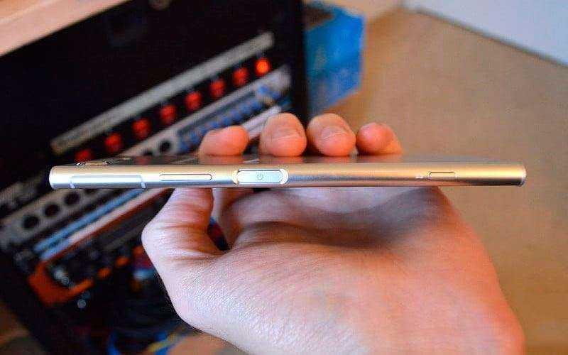 Sony Xperia XZ1 отзывы