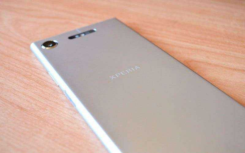 Тест Sony Xperia XZ1