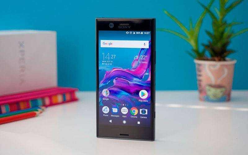Обзор Sony Xperia XZ1 Compact — Производительный и компактный телефон