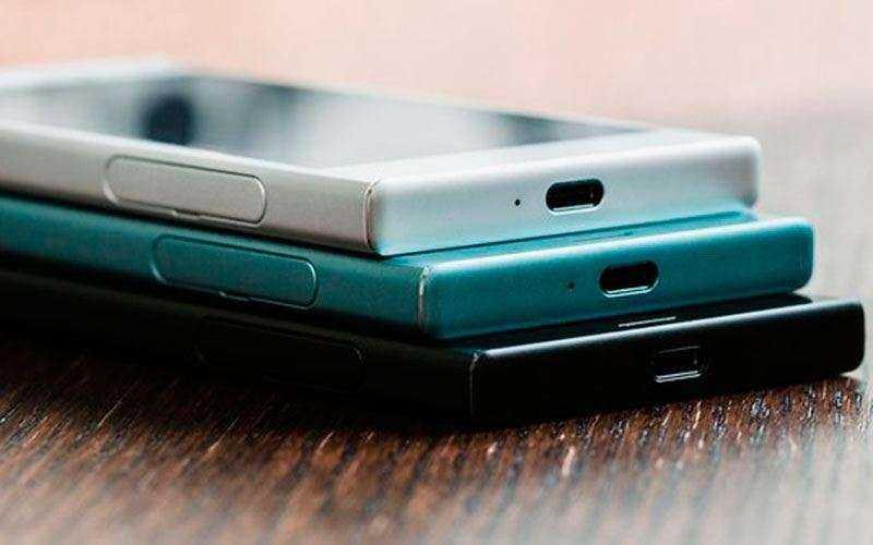 Тест Sony Xperia XZ1 Compact