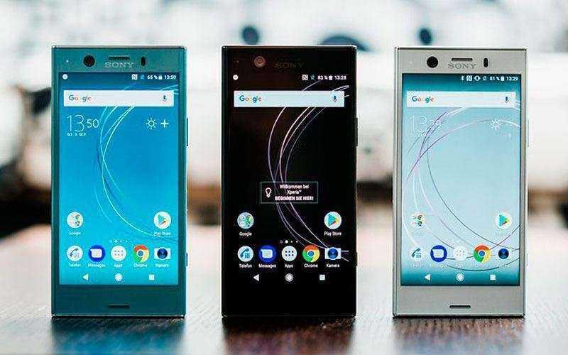 Sony Xperia XZ1 обзор