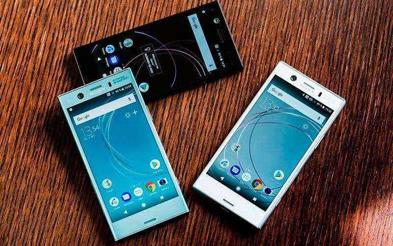 Функции Sony Xperia XZ1 Compact