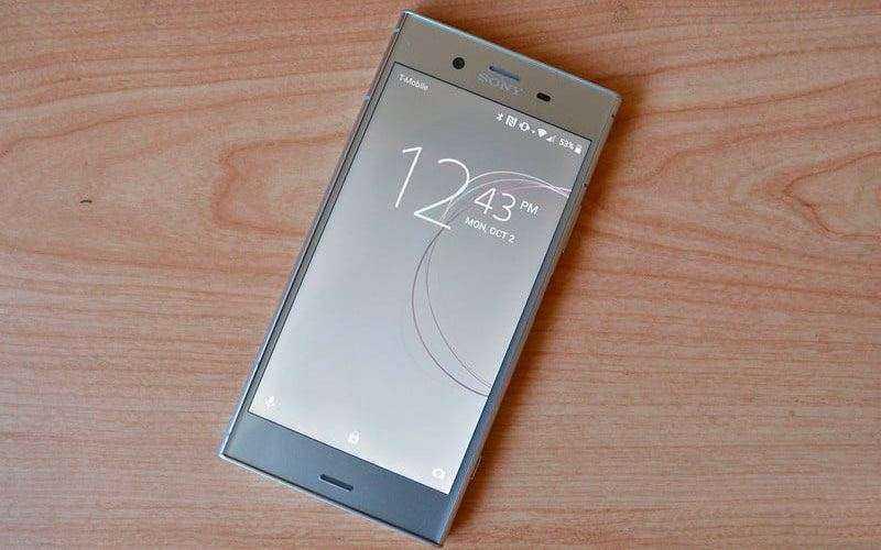 Sony Xperia XZ1 — Обзор смартфона с функцией 3D-сканирования