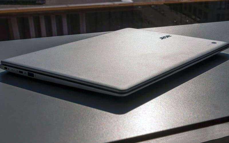 Компактный Acer Chromebook 15 2017
