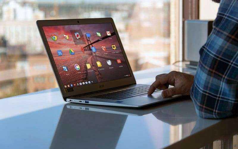 Обзор Acer Chromebook 15 2017 — Надёжный и производительный хромбук