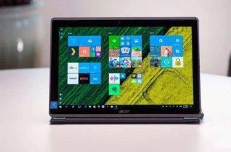 Acer Switch 3 — Обзор недорогого трансформера с ужасной производительностью