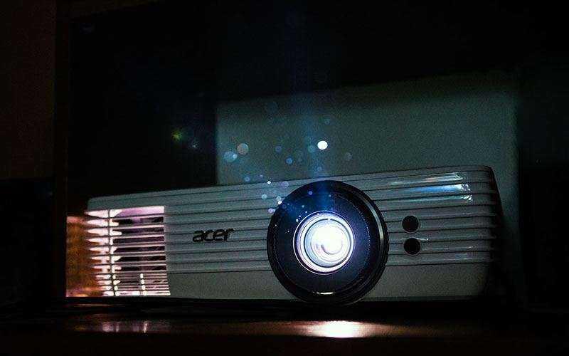 Обзор Acer V7850 — Проектора 300 дюймов 4K, или как я создал кинотеатр дома