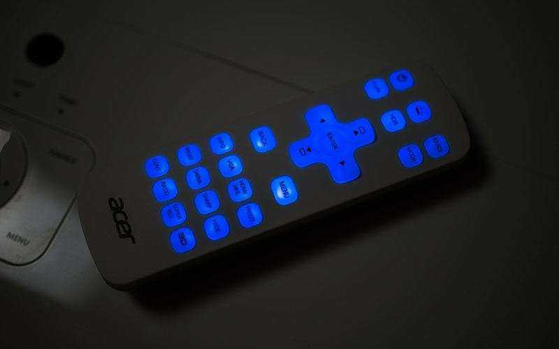 Пульт Acer V7850