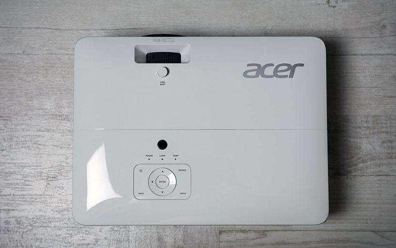 Acer V7850 на практике