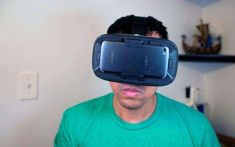 Виртуалная реальность Alcatel Idol 5
