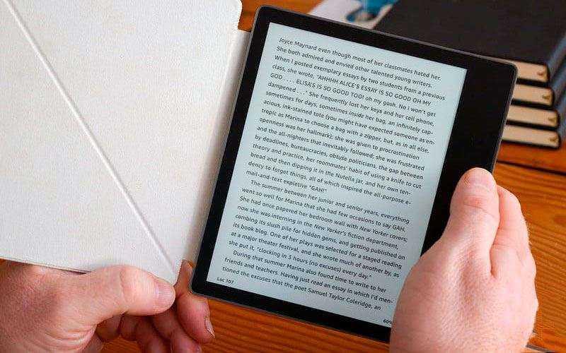 Обзор Amazon Kindle Oasis (2017) — Водонепроницаемая читалка с полезными особенностями