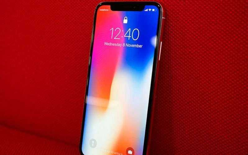 Экран Apple iPhone X