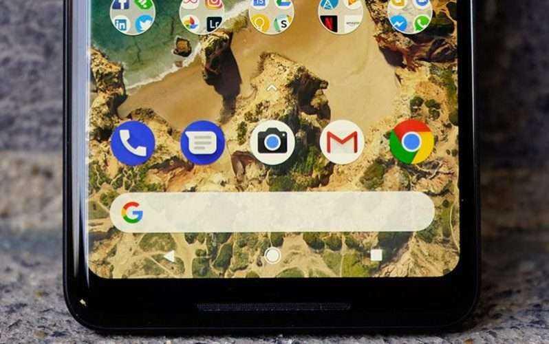 Мультимедиа Google Pixel 2 XL