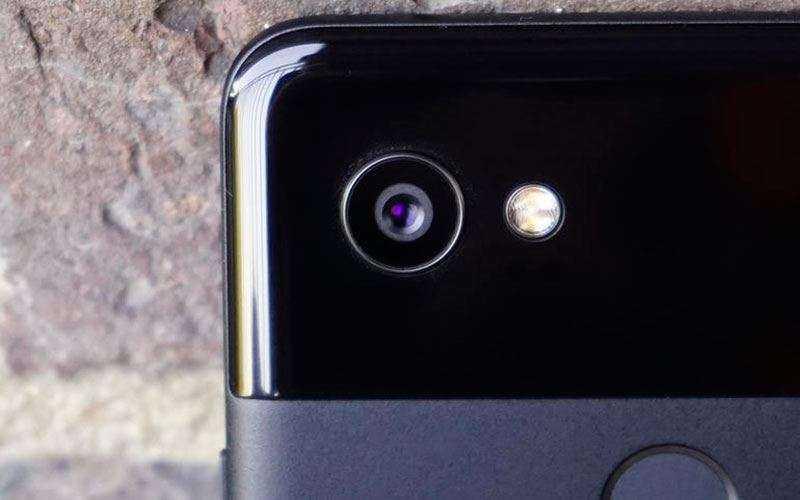 Камера Google Pixel 2 XL