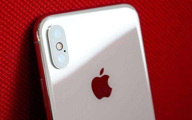 Камерв Apple iPhone X