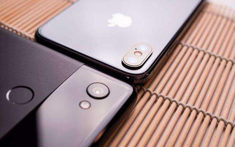 Сравнение камер Apple iPhone X и Google Pixel 2 XL
