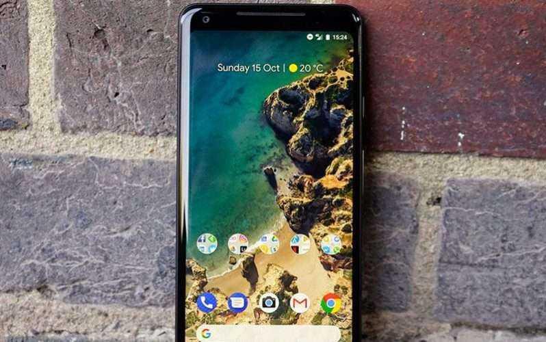 Экран Google Pixel 2 XL