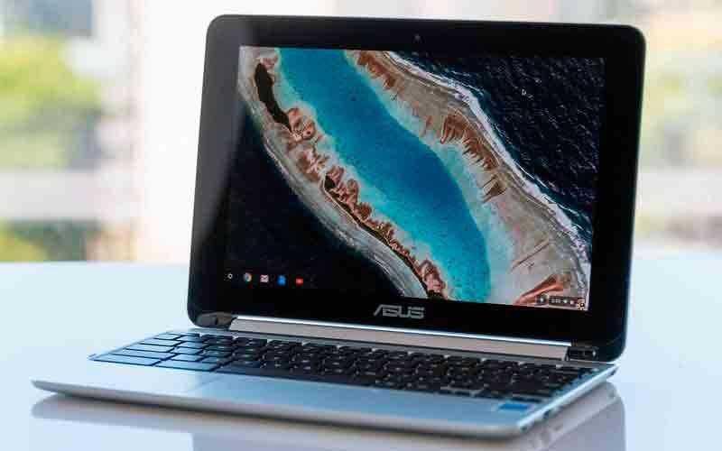 Обзор Asus Chromebook Flip C101PA — Бюджетный ноутбук с Chrome OS и Android