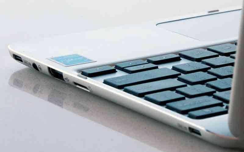 Порты Asus Chromebook Flip C101PA