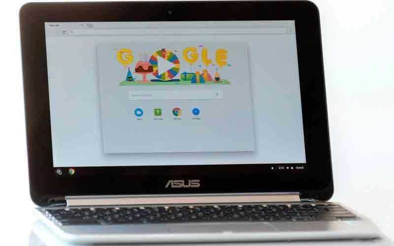 ПО в Asus Chromebook Flip C101PA