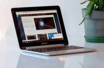 Обзор Asus Chromebook Flip C101PA — Бюджетный хромбука с Android