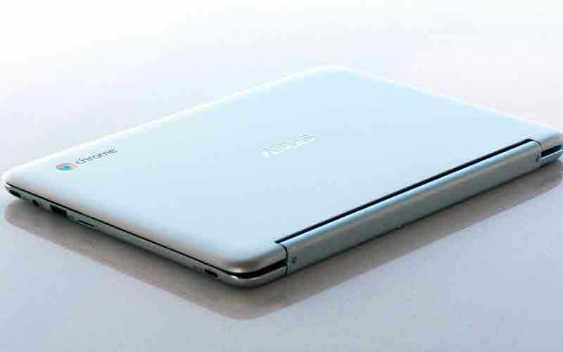 Дизайн Asus Chromebook Flip C101PA