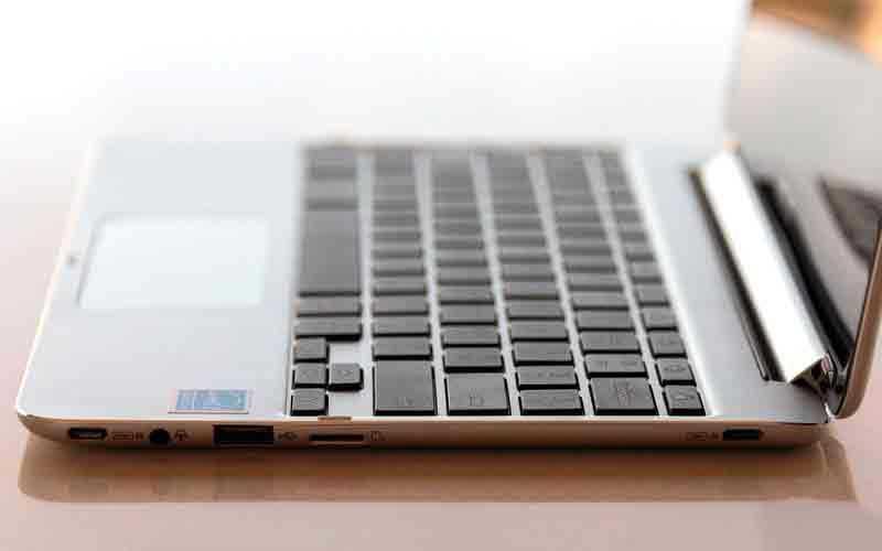 Разъёмы Asus Chromebook Flip C101PA