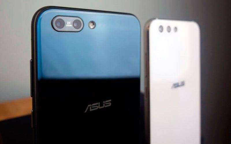 Камеры в Asus Zenfone 4 и Asus Zenfone 4 Pro