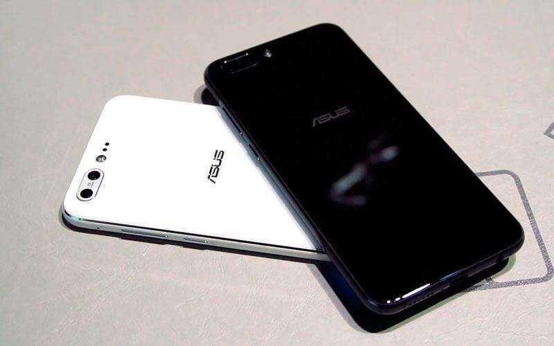 Дизайн Asus Zenfone 4 и Asus Zenfone 4 Pro