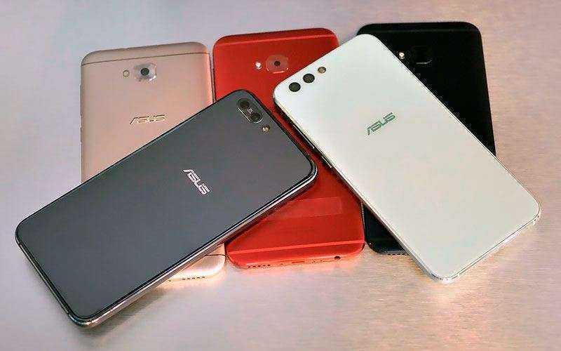 Тест Asus Zenfone 4 Pro и Asus Zenfone 4