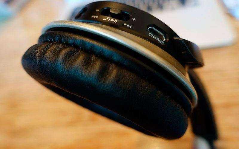 Управление Audio-Technica ATH-AR3BT