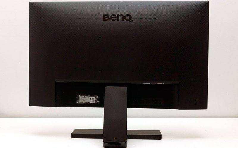 BenQ GL2580HM сзади