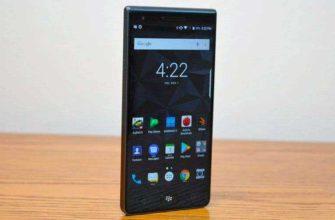 Обзор BlackBerry Motion — Красивый Android-смартфон без особых отличий