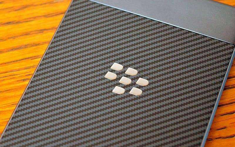 Производительность BlackBerry Motion