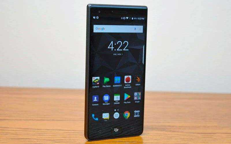 Обзор BlackBerry Motion