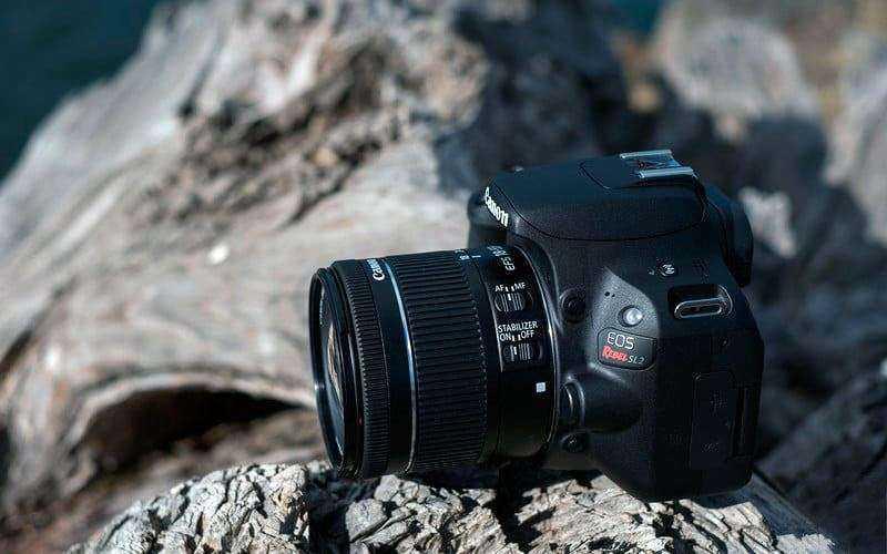 Обзор Canon EOS Rebel SL2 — Самая компактная зеркалка с привлекательной ценой