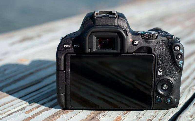 Видоискатель Canon EOS Rebel SL2