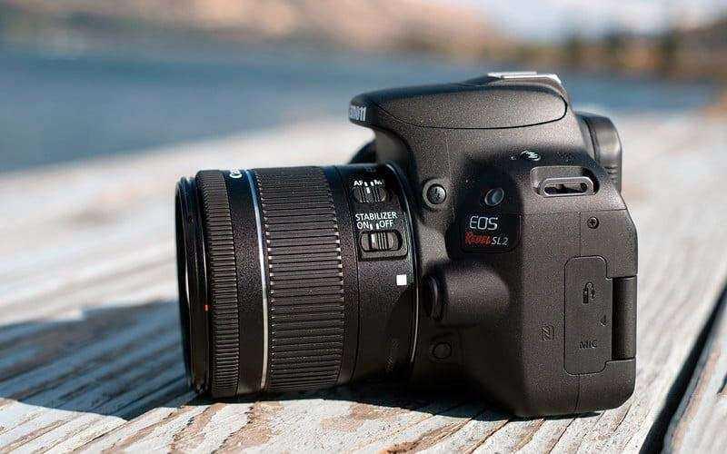 Фооаппарат Canon EOS Rebel SL2