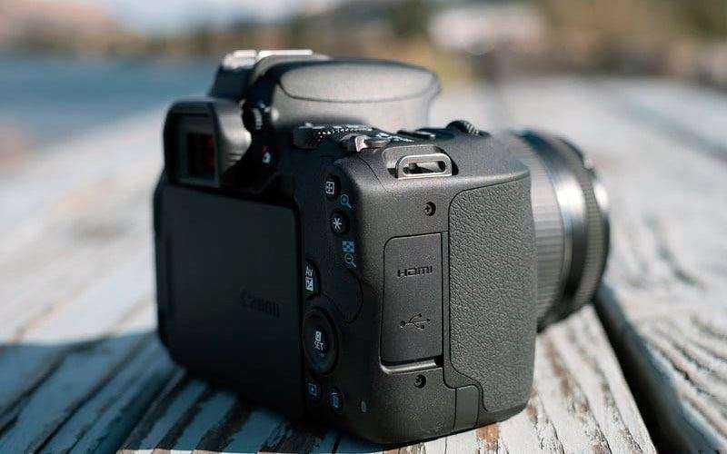 Тест Canon EOS Rebel SL2