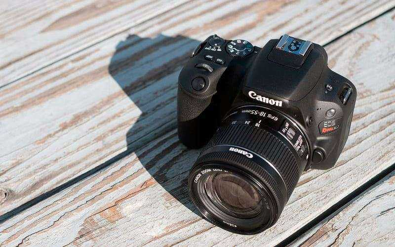 Canon EOS Rebel SL2 обзор