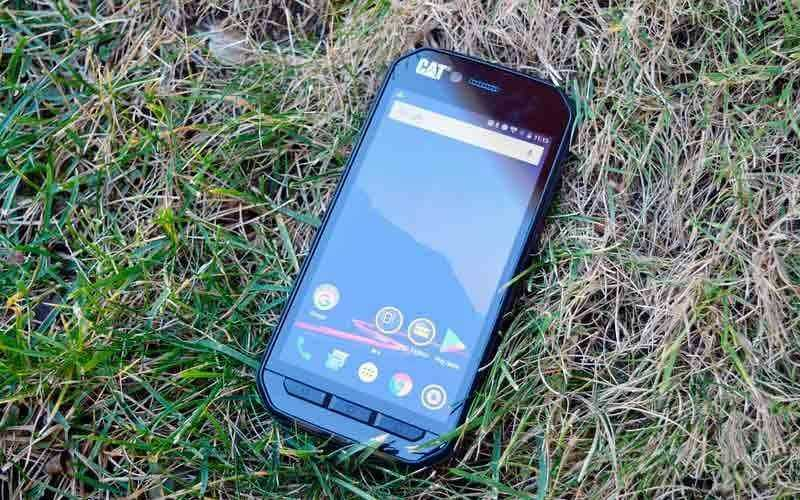 Обзор Cat S41 — Водонепроницаемый, ударопрочный, дорогой смартфон