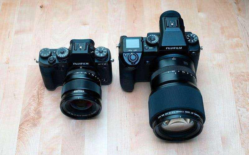 Fujifilm GFX 50S — Обзор среднеформатной беззеркальной фотокамеры для профессионалов