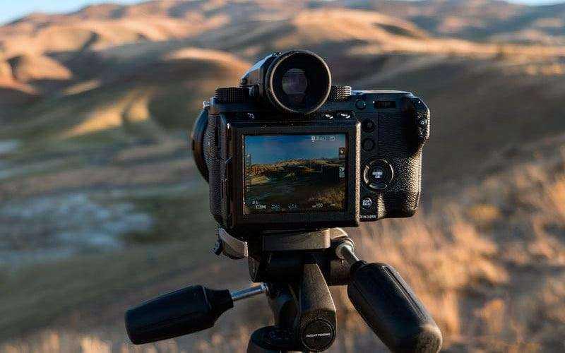 Fujifilm GFX 50S обзор