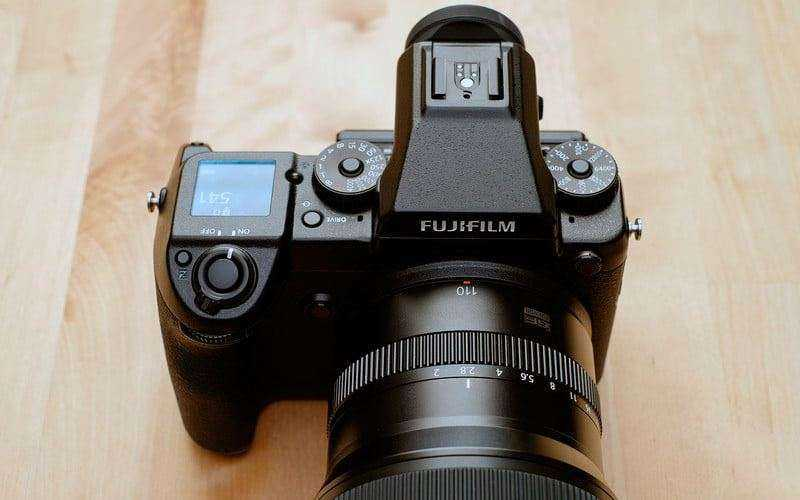 Fujifilm GFX 50S отзывы