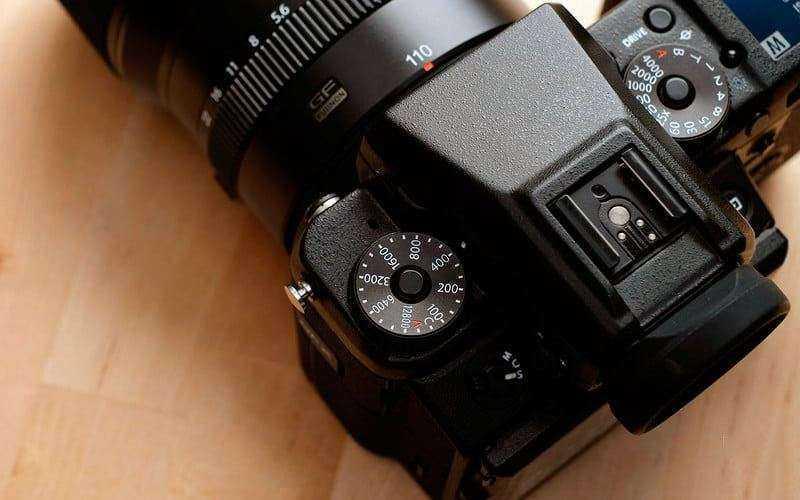 Тест Fujifilm GFX 50S