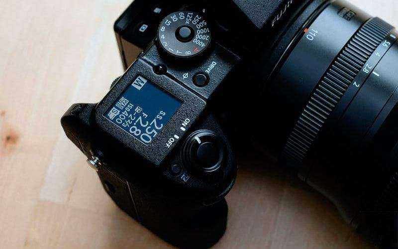 Фотокамера Fujifilm GFX 50S